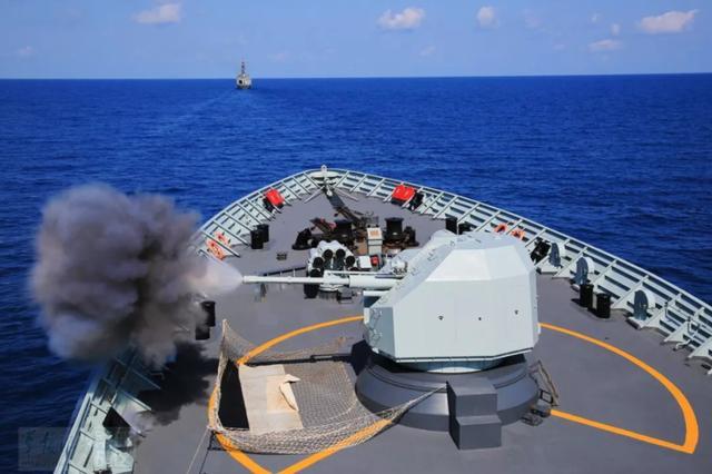 不宁愿在南海缺席,法国也学美国拉起一支队伍,锋芒明白指向中国 第4张图片