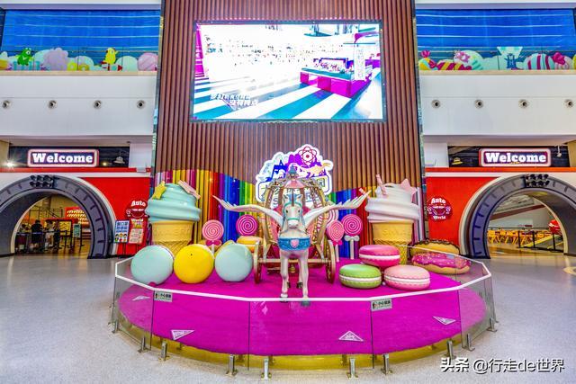 深圳网红亲子乐园!斥资1.5亿的超大室内乐园,嗨玩一成天没题目 第2张图片