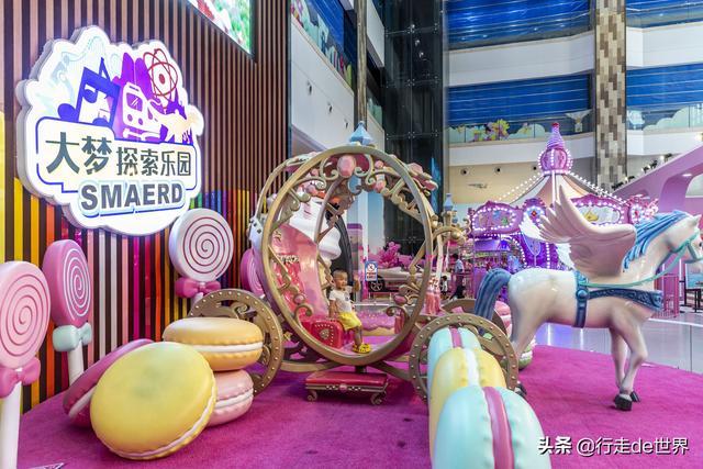 深圳网红亲子乐园!斥资1.5亿的超大室内乐园,嗨玩一成天没题目 第3张图片