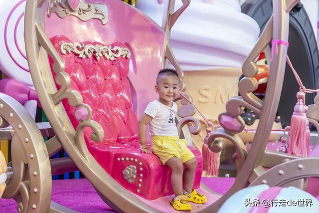 深圳网红亲子乐园!斥资1.5亿的超大室内乐园,嗨玩一成天没题目 第4张图片