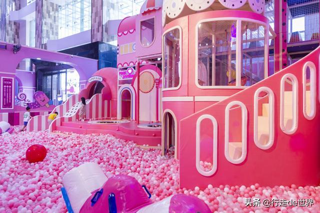 深圳网红亲子乐园!斥资1.5亿的超大室内乐园,嗨玩一成天没题目 第7张图片