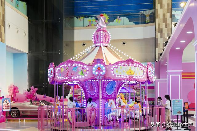 深圳网红亲子乐园!斥资1.5亿的超大室内乐园,嗨玩一成天没题目 第6张图片