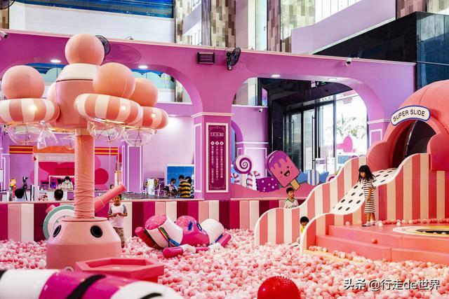 深圳网红亲子乐园!斥资1.5亿的超大室内乐园,嗨玩一成天没题目 第8张图片