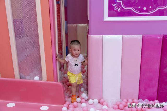 深圳网红亲子乐园!斥资1.5亿的超大室内乐园,嗨玩一成天没题目 第9张图片
