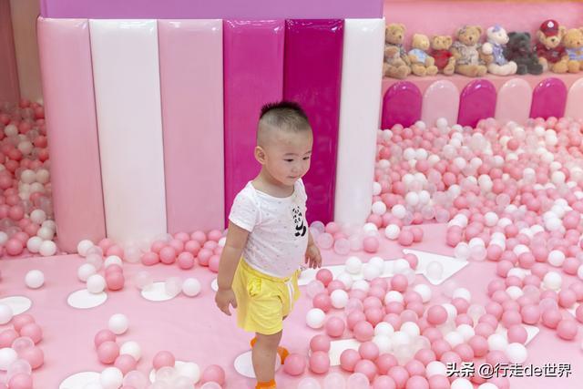 深圳网红亲子乐园!斥资1.5亿的超大室内乐园,嗨玩一成天没题目 第10张图片