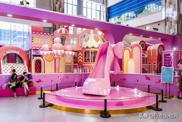 深圳网红亲子乐园!斥资1.5亿的超大室内乐园,嗨玩一成天没题目 第12张图片