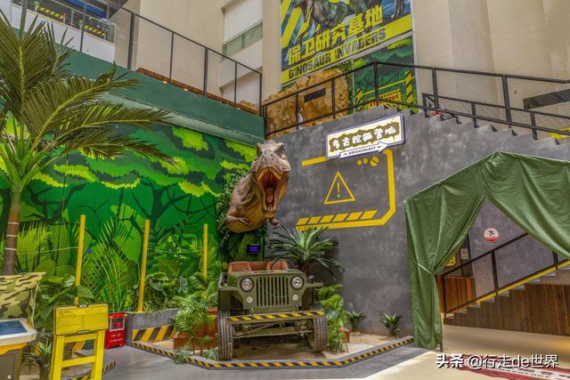 深圳网红亲子乐园!斥资1.5亿的超大室内乐园,嗨玩一成天没题目 第16张图片