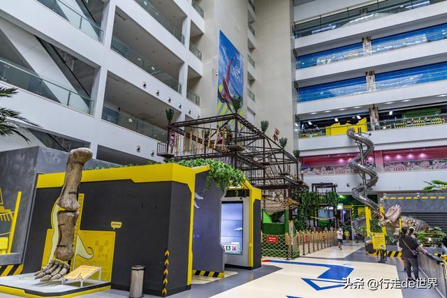 深圳网红亲子乐园!斥资1.5亿的超大室内乐园,嗨玩一成天没题目 第17张图片