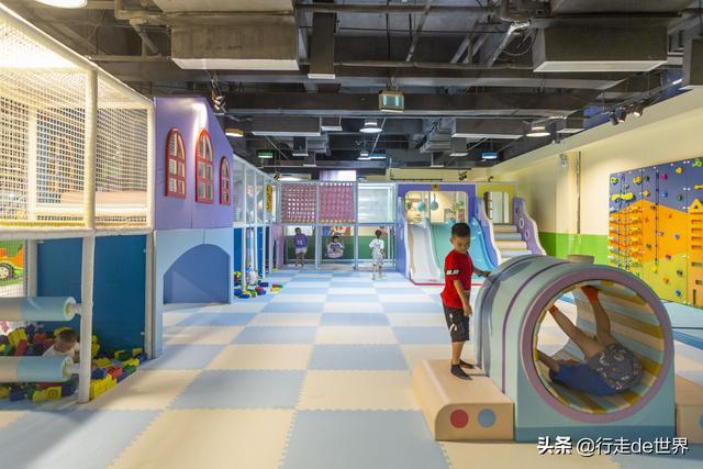 深圳网红亲子乐园!斥资1.5亿的超大室内乐园,嗨玩一成天没题目 第43张图片