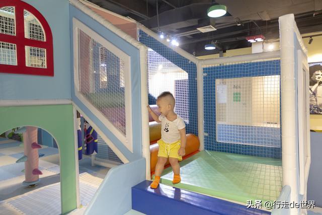 深圳网红亲子乐园!斥资1.5亿的超大室内乐园,嗨玩一成天没题目 第45张图片