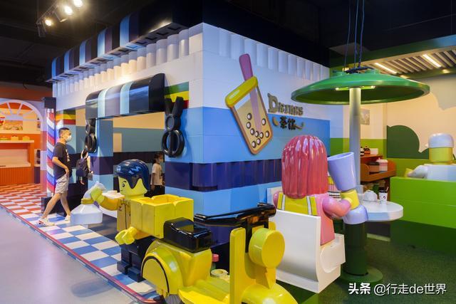 深圳网红亲子乐园!斥资1.5亿的超大室内乐园,嗨玩一成天没题目 第54张图片