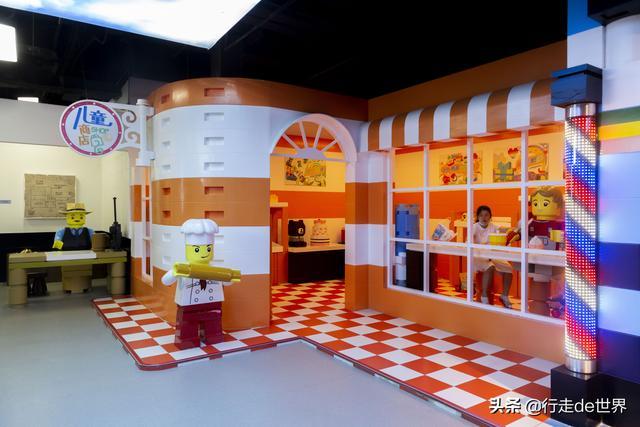 深圳网红亲子乐园!斥资1.5亿的超大室内乐园,嗨玩一成天没题目 第56张图片