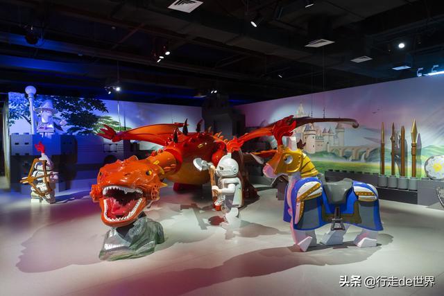 深圳网红亲子乐园!斥资1.5亿的超大室内乐园,嗨玩一成天没题目 第58张图片