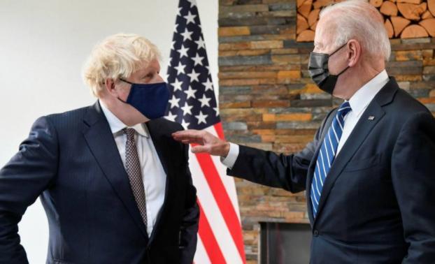 考验英国忠心的时候到了!美怂恿英舰闯南海12海里,英国敢不敢?