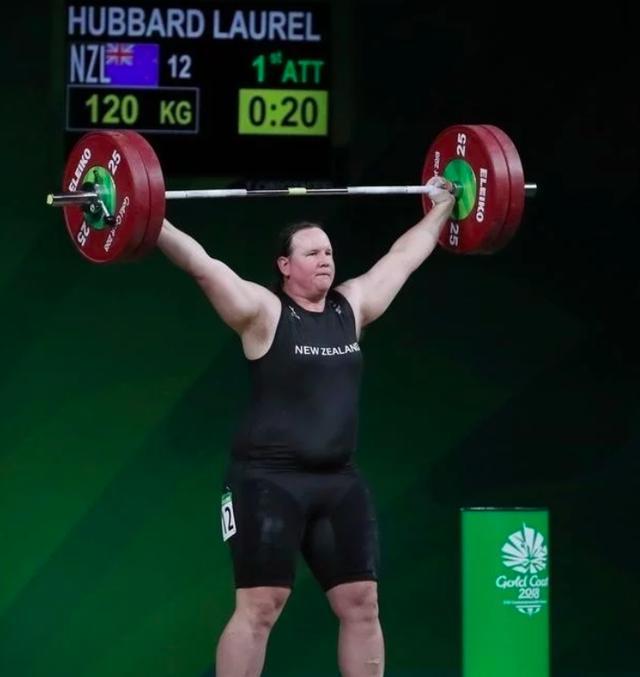 全球首位!新西兰跨性别举重运动员参赛,川普反对