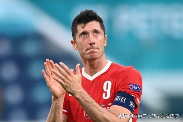 德国足球先生评选结果出炉,莱万多夫斯基连续第二年当选
