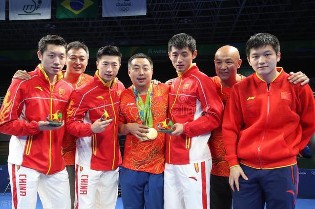 为什么一些国家的奥运乒乓球选手是华人?