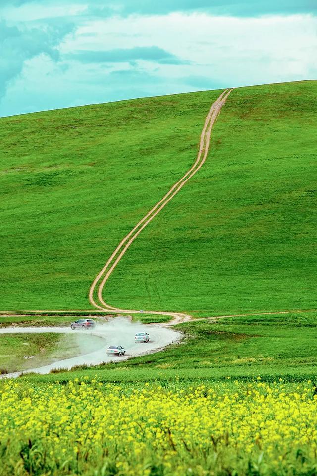 """就这几天美成天堂!这条草原自驾路线,景色被称""""世界之最"""""""
