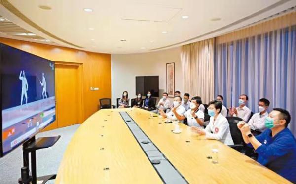 王若愚:奥运首次升区旗奏国歌,香港体育如何突破