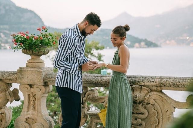 恭喜!小里弗斯更新社媒晒自己在意大利求婚成功