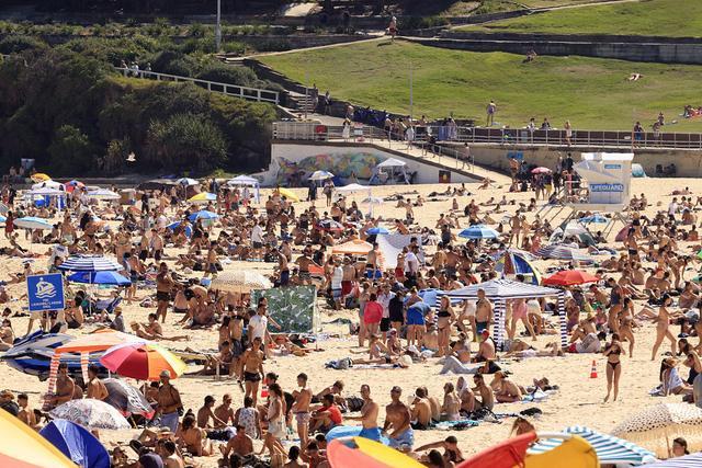 """澳大利亚已经""""沦亡""""!疫情最顶峰期间,数十万澳民享用仅余时光 第6张图片"""