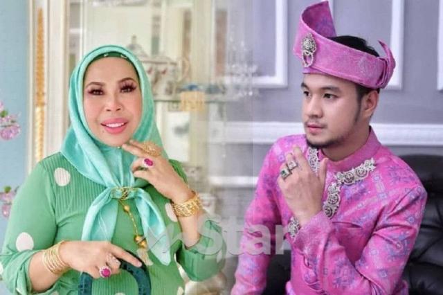 马来西亚50岁富婆要和27岁男助理成婚,女儿解体:已有5个爸爸 第9张图片