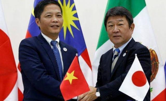 日本迈出危险一步,与越南签定出口军事技术协议,为军售扫清障碍 第1张图片