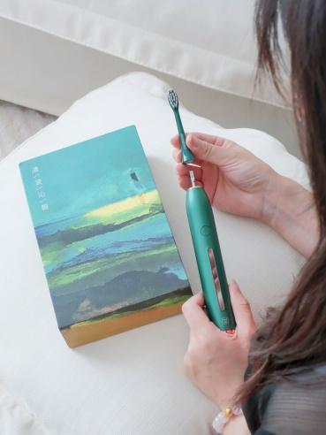 好物分享 高颜值又适用西屋电动牙刷 第2张图片