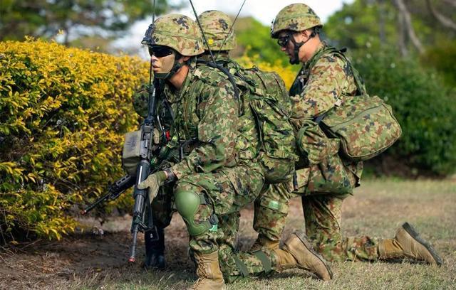 日本,这是预备和中国大打一仗? 第2张图片