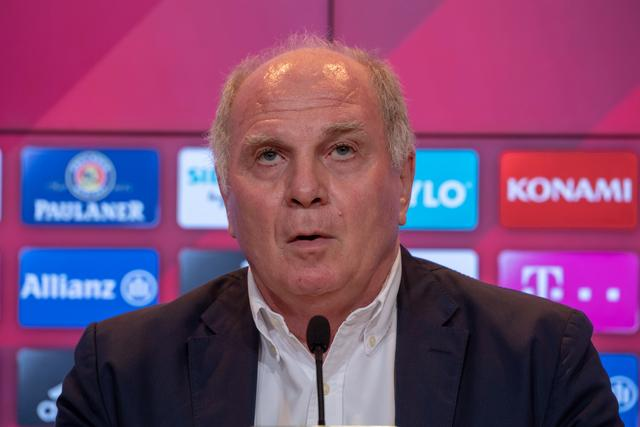 赫内斯:假如巴萨是德国俱乐部,他们已经被送上破产法院了 第1张图片