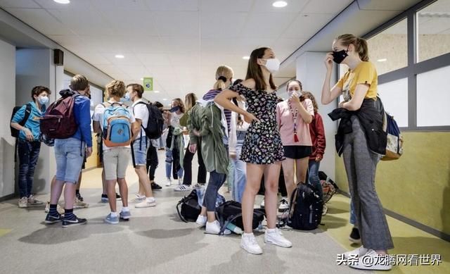 「龙腾网」均匀身高天下第一的国家荷兰,身高正鄙人降 第1张图片