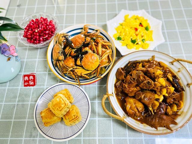 属于秋天的美食,吃起来会让人想到收获的高兴,真幸运呀 第2张图片