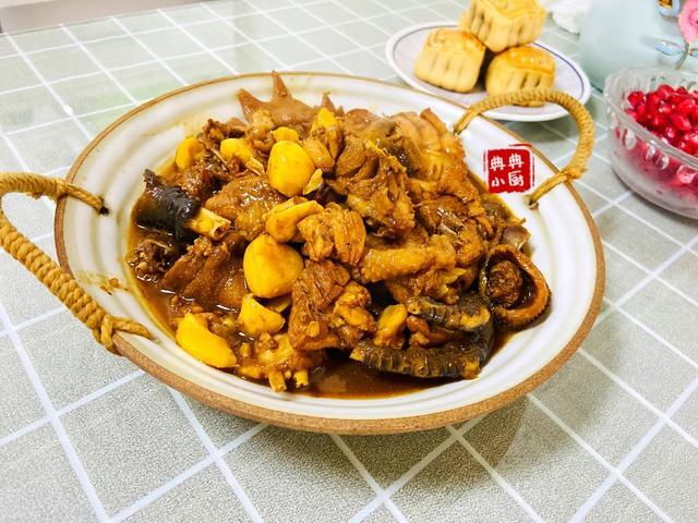 属于秋天的美食,吃起来会让人想到收获的高兴,真幸运呀 第3张图片