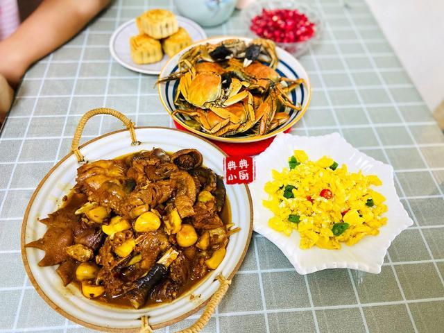 属于秋天的美食,吃起来会让人想到收获的高兴,真幸运呀 第7张图片