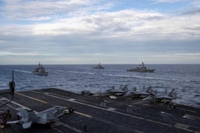 束缚军行动激发关注,拜登对华政策进退失据,美国不会为台湾而战 第7张图片