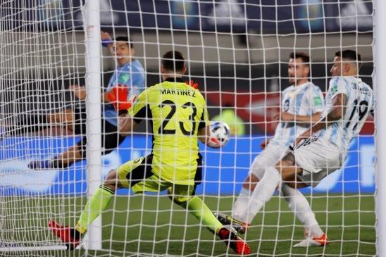 梅西之外,阿根廷又收获一天下级球员!卡塔尔天下杯靠他了 第1张图片