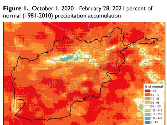 阿富汗遭受30年来最严重水灾:欧盟许诺10亿支援,G20赞成与塔利班打仗 第1张图片