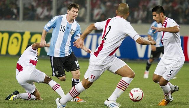 「南美预选」足球分析:阿根廷vs秘鲁,阿根廷运筹帷幄 第2张图片