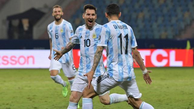 「南美预选」足球分析:阿根廷vs秘鲁,阿根廷运筹帷幄 第3张图片