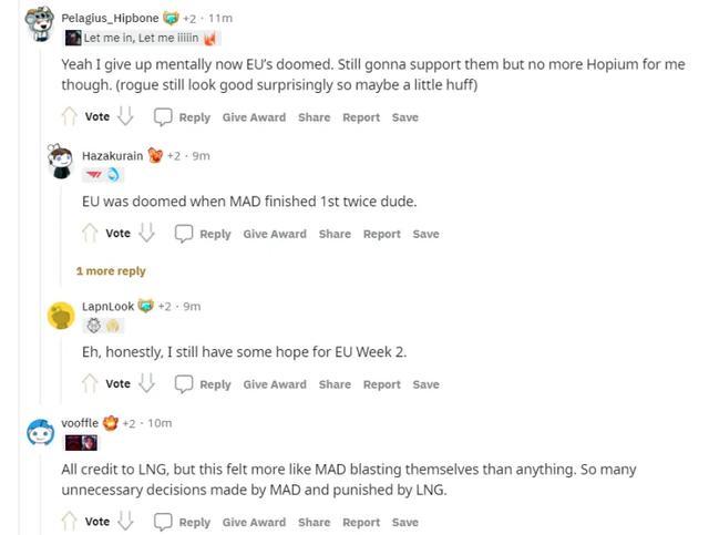 「Reddit热议」Reddit评LNG得胜:欧洲今年就是屎,太丢脸了 第7张图片