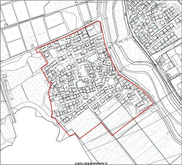 红线图来了!富阳这个区块发布房屋搬迁冻结公告!