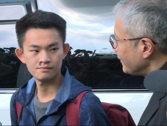 邓炳强:希望中国台湾当局怜悯潘妈妈,让陈同佳赴台自首