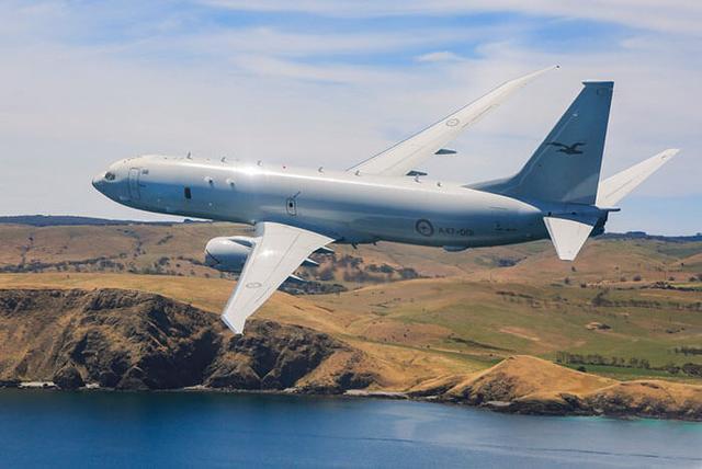 澳大利亚还没被打疼,反潜机现身南海,配合美国,要积极围堵中国