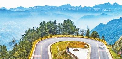 新改建农村公路10.5万公里